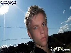 Danish Twink Boy - Cam4.com - 2007