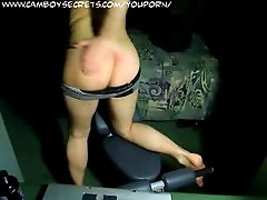 Webcam Boy Jerking Off