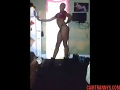 Ebony Femboy Free Gay Amateur Porn Video camtrannys.com