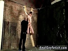Gay twinks sex tub Kai is about to face his sir for this draining