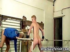 Porno gay masturbations The fellow has a real mean streak, making him