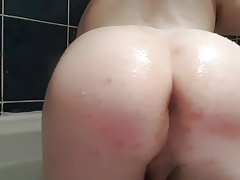 Quick bath ass spread