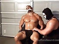 Frank Defeo Wrestling Bob the Twink